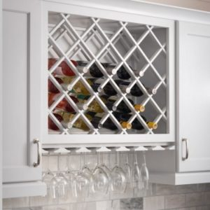 Wine Lattice Storage